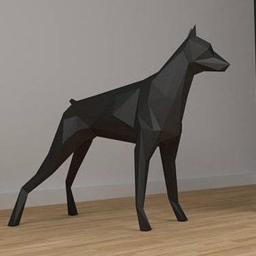 Металлические скульптуры на заказ
